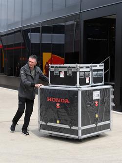 Honda freight