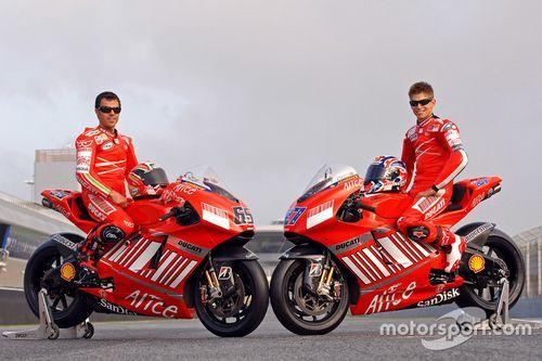 Présentation Ducati Team