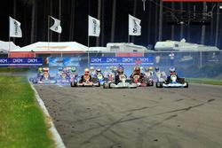 Finalrennen in der DSKC