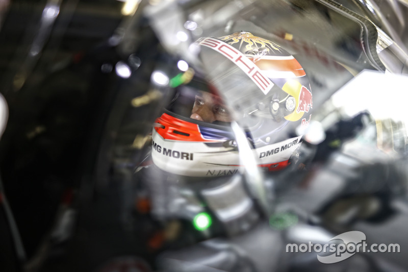 #2 Porsche Team Porsche 919 Hybrid: Neel Jani