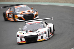 #33 Car Collection Motorsport, Audi R8 LMS: Christiaan Frankenhout, Christopher Haase