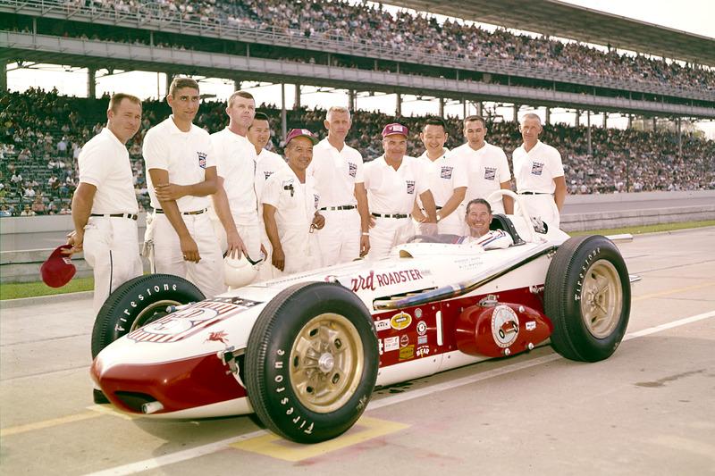 1962: Rodger Ward