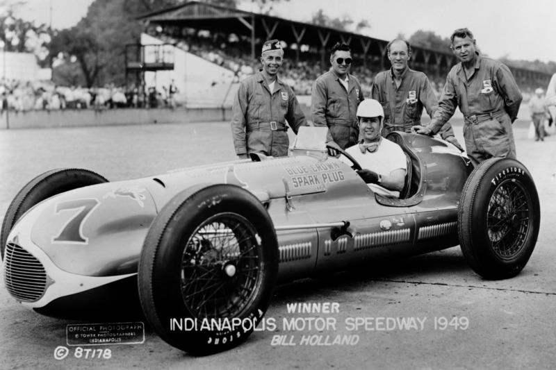1949: Bill Holland