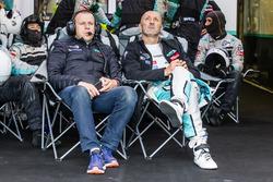 Panis Barthez Competition Ligier JS P2 Nissan: Olivier Panis and Fabien Barthez