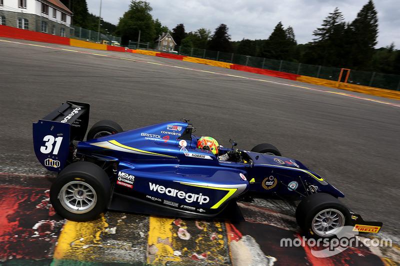 BRDC F3 2016 - Course 2 - 19e