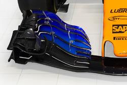 McLaren MCL33, ala anteriore