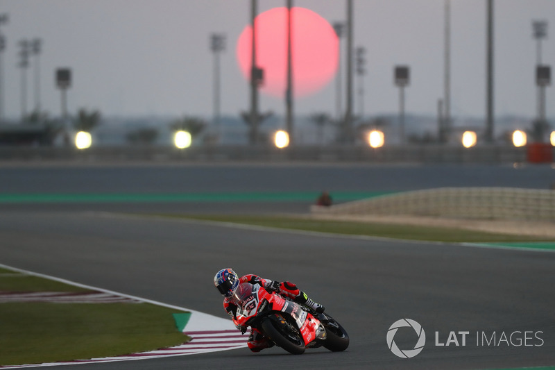 1. Marco Melandri, Ducati Team