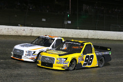 Grant Enfinger, ThorSport Racing, Ford F-150 and Chase Briscoe, ThorSport Racing, Ford F-150 Ford