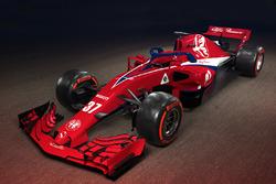 Концепт лівреї Sauber-Alfa Romeo