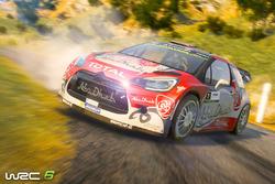 WRC 6 Citroen screenshot