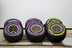 Pirelli lastikleri