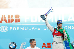 Lucas di Grassi, Audi Sport ABT Schaeffler, places 2nd