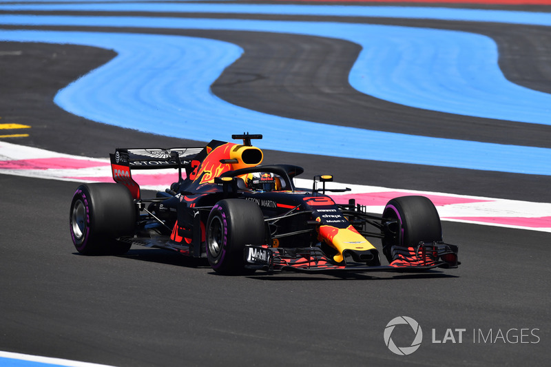 3. Daniel Ricciardo, Red Bull Racing RB14
