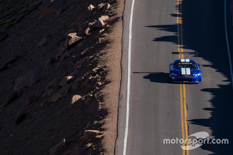 #87 Randy Pobst, Ford Mustang GT