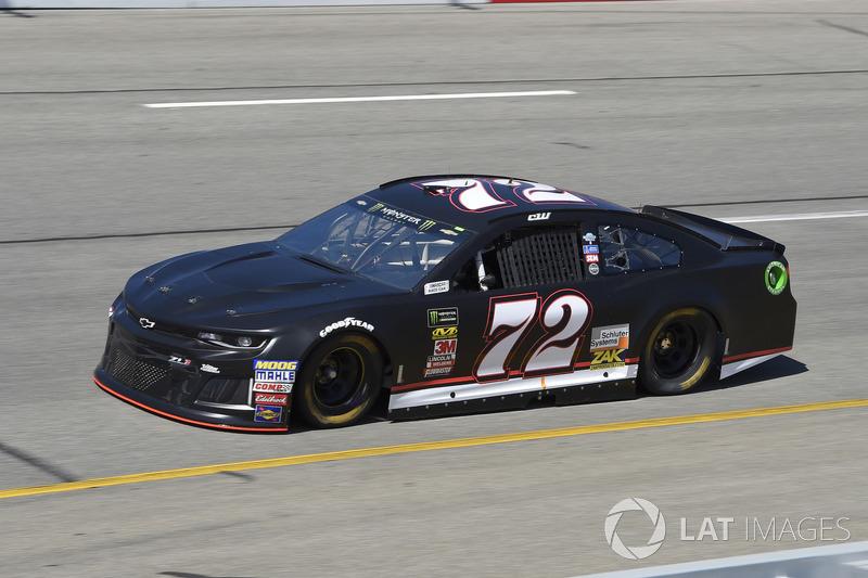 Cole Whitt, TriStar Motorsports, Chevrolet Camaro TriStar Motorsports