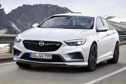 Opel Insignia OPC (2018)