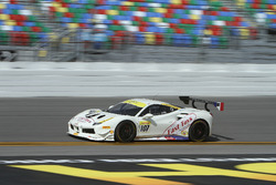#107 Ferrari Westlake Ferrari 488: Chris Carel