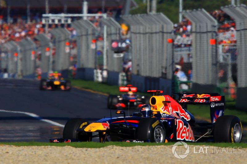 2011: Sebastian Vettel, Red-Bull-Renault RB7