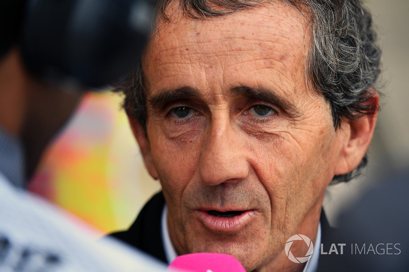 Alain Prost, Renault Sport F1 Team Special Advisor