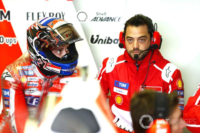 Vice líder do campeonato, Andrea Dovizioso vai largar da 11ª posição