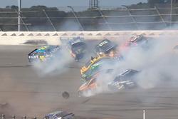 De Big One crash op Talladega