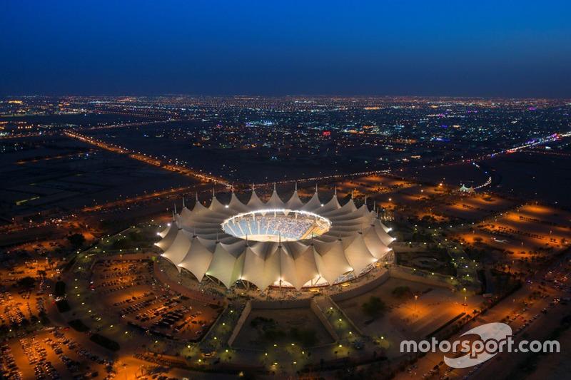 2018: Международный стадион имени короля Фахда, Эр-Рияд