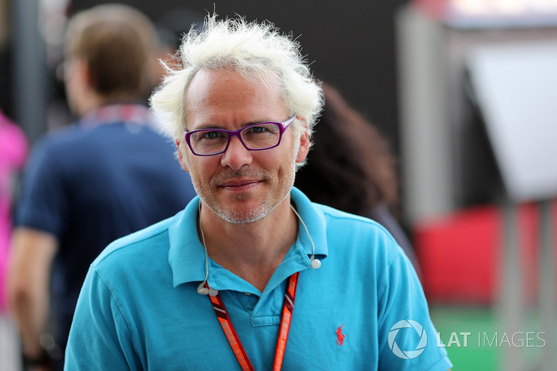 Jacques Villeneuve at United States GP