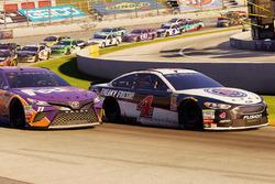 NASCAR Heat 3 oyunu ekran görüntüleri