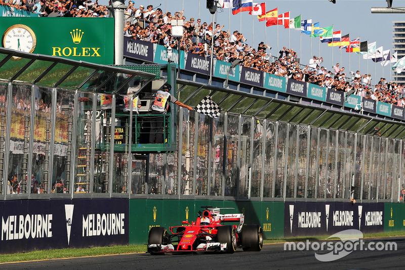 Больше сезона без побед для Ferrari