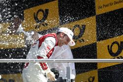 Podium: Jamie Green, Audi Sport Team Rosberg, Audi RS 5 DTM