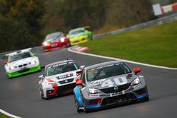 Volker Strycek, Hannu Luostarinen, Opel Astra TCR, Kissling Motorsport