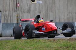 Henri Schmidt, Formula Renault Epsilon Caparo, Ecurie des Ordons, 2. Essais