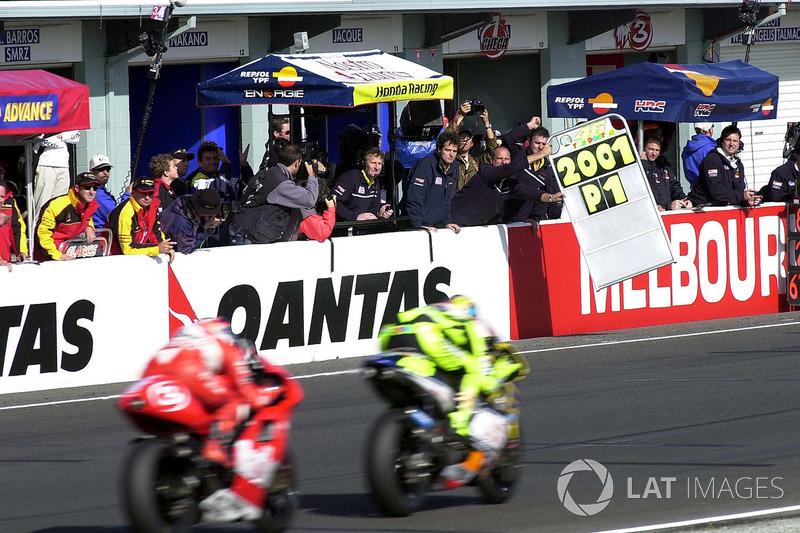 Australie 2001 - Dernier vainqueur en 500cc…