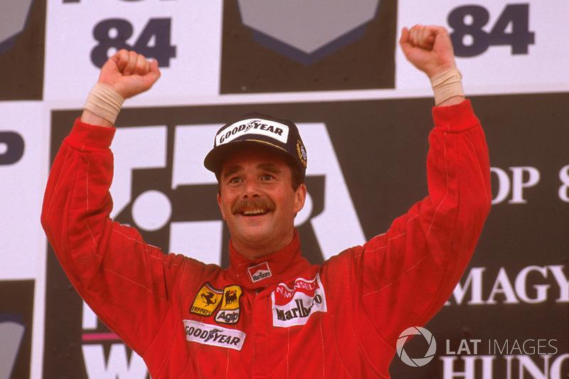 Кроме случая с Баттоном, лишь раз Гран При Венгрии выигрывал пилот, стартовавший дальше первой четверки. Это сделал Найджел Мэнселл (начавший гонку с 12-го места) в 1989 году