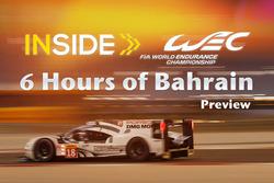 inside WEC 2016 Bahrain