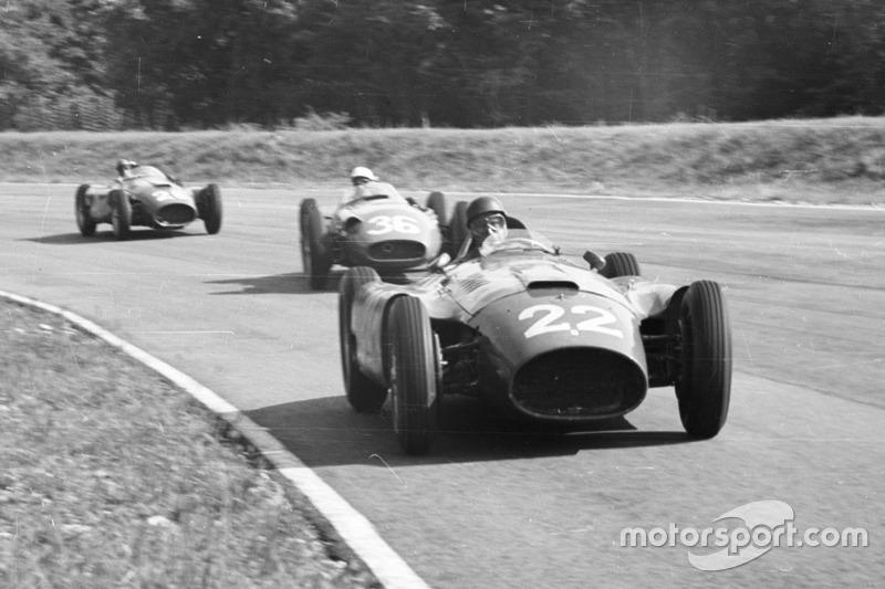 1956: Fangio krijgt hulp van Collins
