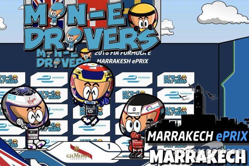 El ePrix de Marrakech 2016/2017 según 'Los MinEDrivers'
