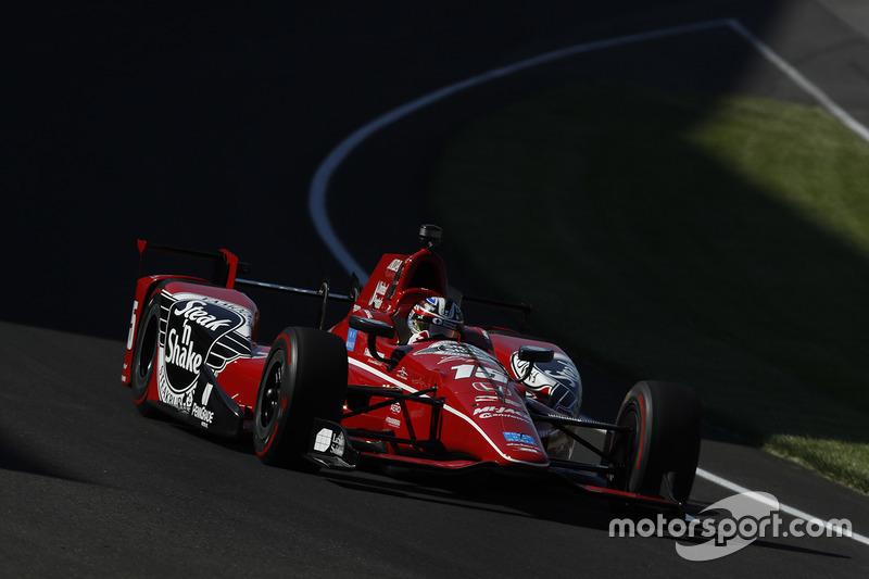 #15 Graham Rahal, Steak N'Shake / Honda