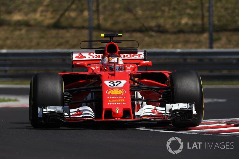 Novamente Leclerc fez testes de F1 em 2017, o que mostrava que ele estava ainda mais bem preparado para correr na principal categoria do mundo.