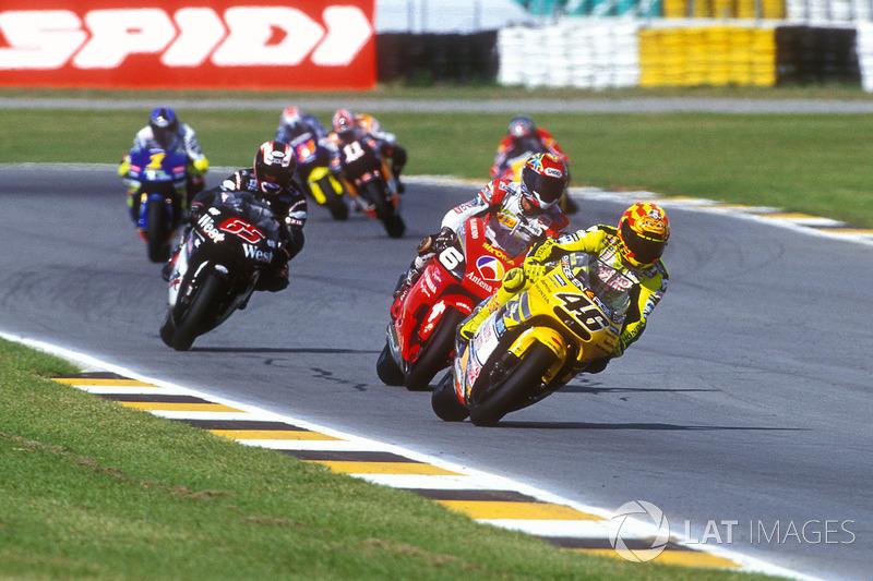 #4 GP d'Afrique du Sud 2001