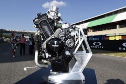 Triumph fornitore dei motori Moto2 per il 2019
