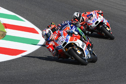 Андреа Довіціозо, Ducati Team, Маверік Віньялес, Yamaha Factory Racing, Скотт Реддінг, Pramac Racing