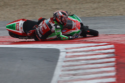 Sam Lowes, Aprilia Racing Team Gresini crash