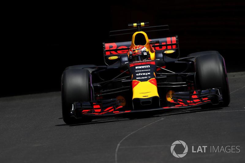 4: Макс Ферстаппен, Red Bull Racing RB13