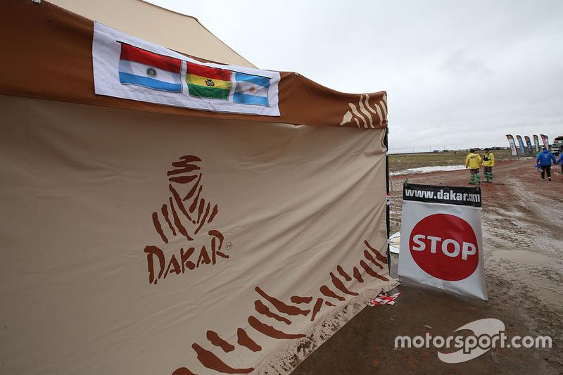 Logo de Dakar