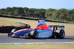 Todd Hazelwood tests the Formula Thunder 5000