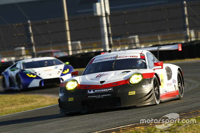 #911 Porsche Team North America Porsche 911 RSR: Patrick Pilet, Dirk Werner, Frederic Wakowiecki