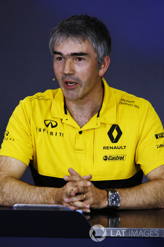 Nick Chester, Renault-Technikchef