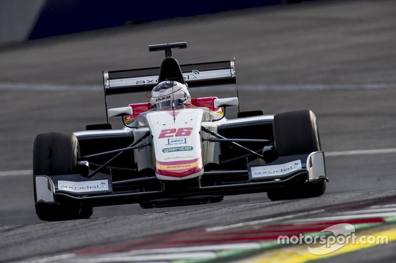 Жюльен Фальшеро, Campos Racing