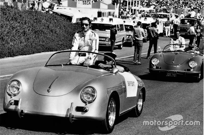 Jo Siffert, Porsche CanAm, Laguna Seca 1969